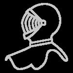 Logo - Ecusson - Chevalier du Domaine la Suffrène