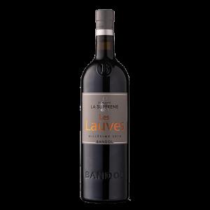 Grand vin de bandol : cuvée spéciale Les Lauves