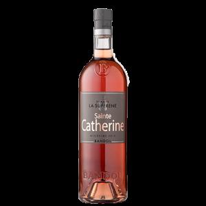 vin rosé bandol cuvée sainte catherine