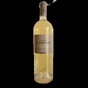 magnum de vin blanc domaine la suffrene