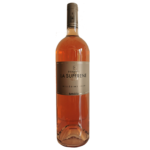 magnum de rosé domaine la suffrène