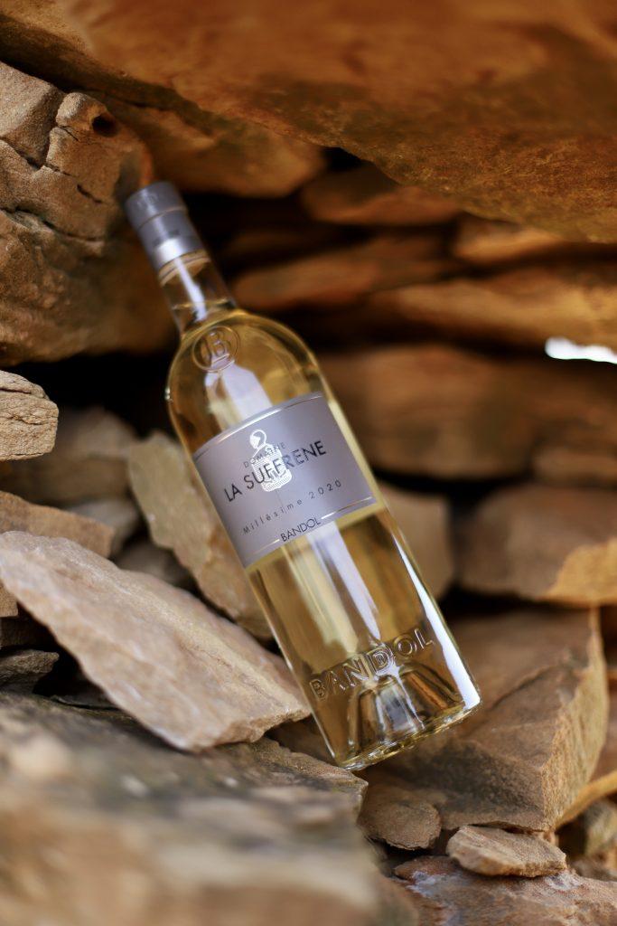 Vin blanc Tradition AOP Bandoldu Domaine la Suffrène